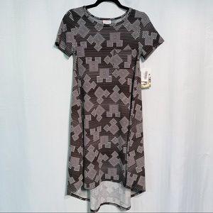 NWT LuLaRoe Disney Carly Swing Dress Size XXS